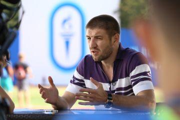Дмитрий Пирог. фото: vk.com